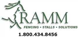 Ramm Fencing Cutting Horses